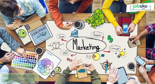 Mô tả công việc của Nhân Viên Marketing Online